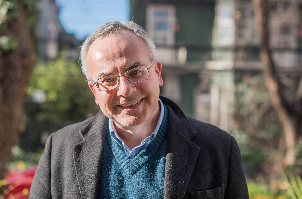 """Gerardo Wijnant: """"La banca ética es fundamental para que las economías  sociales salgan adelante """" - Banca Ética"""